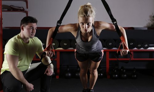 WIN 2 PERSONAL TRAINING SESSIONS WITH FITLOV, WORTH AED598!