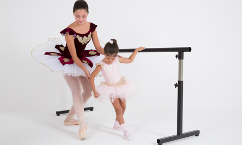 WIN DANCE TUITION FEES AT TURNING POINTE, WORTH AED1,200!