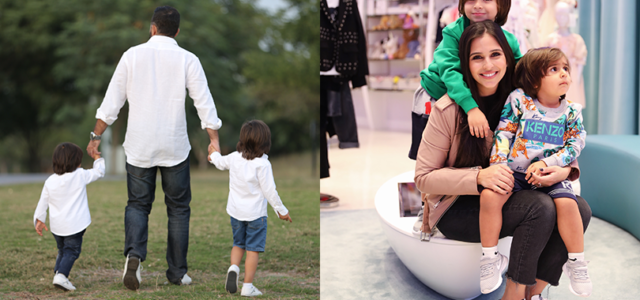 WIN A TWO-HOUR FAMILY PHOTOSHOOT WITH FISHFAYCE, WORTH AED1,500!