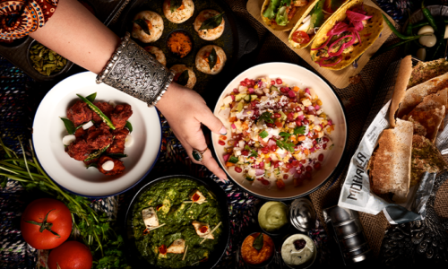 WIN A FAMILY MEAL FOR FOUR AT MOHALLA RESTAURANT, DUBAI DESIGN DISTRICT, WORTH AED500!