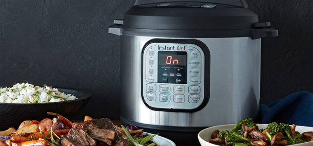 Win an Instant Pot Duo 6 from Tavola, worth AED 499!