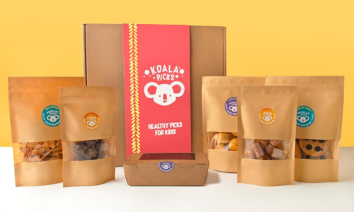 Win a one-month subscription snack box from Koala Picks worth AED480!