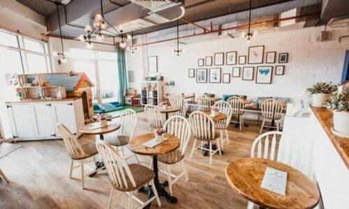 Restaurants and Cafés in Dubai that you can visit with children
