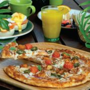Get a free meal at The Green Planet Dubai