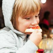 Kids eat free at Motorino Pizzeria JBR