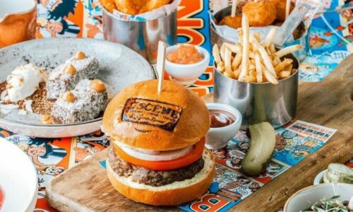There's a new family brunch at The Scene