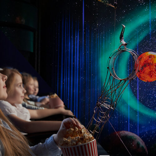 See La Perle and get a free day-pass for Dubai Parks and Resorts