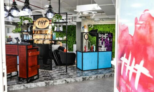 Win a voucher to spend at THT hair and beauty salon worth AED 500!