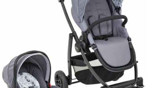 WIN! A Graco – EVO Travel System worth AED 1,699!