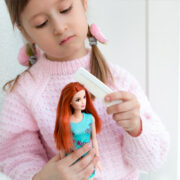 How doll play can help develop skills in children