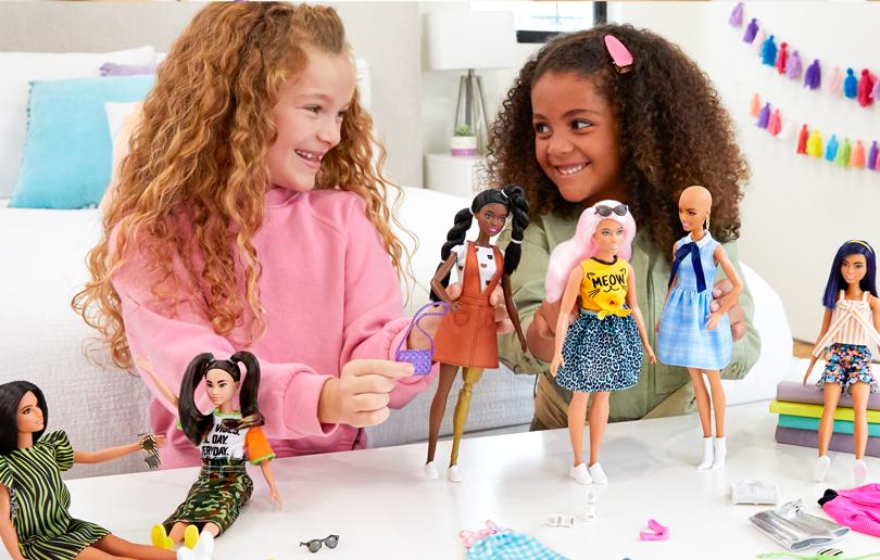 Developmental benefits of doll play