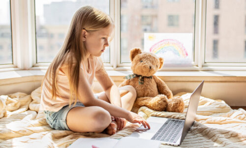 Keeping Children Safe Online