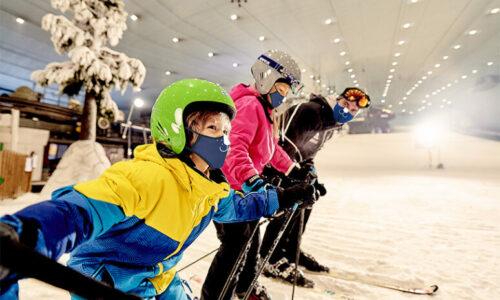 WIN! A 1-hour family ski lesson at Ski Dubai worth AED 605!