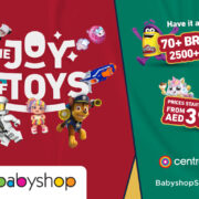 Celebrate the delights of the festive season, with Babyshop