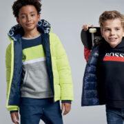 BOSS Kidswear FW20 at Galeries Lafayette: For every little boss!