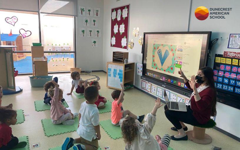 Learning Arabic at Dunecrest: Feb 24th webinar
