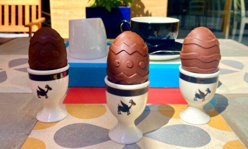 Spill The Bean's Chocolate Bomb Easter Egg