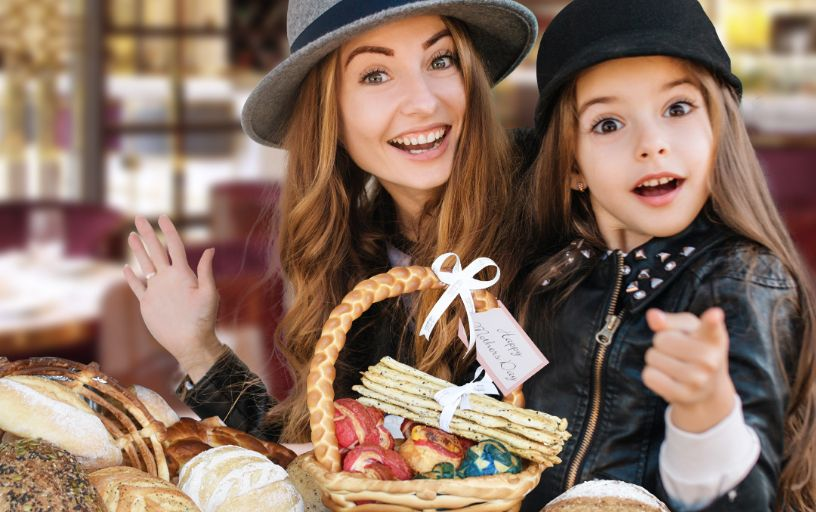 Free Mother's Day dine-in at Cafe Society