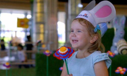 Create family memories at the LEGOLAND® Dubai Easter celebrations