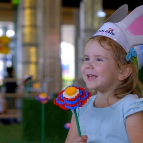 Create family memories at the LEGOLAND® Dubai Easter celebrations