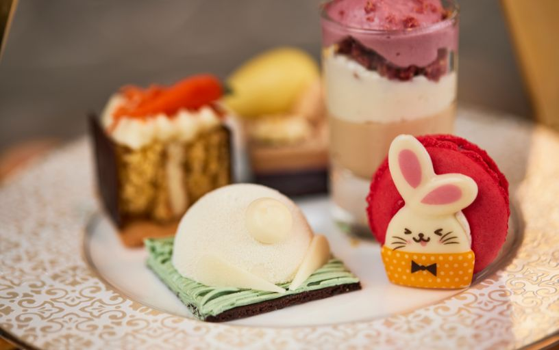 Easter Fun and Fare at Palace Downtown