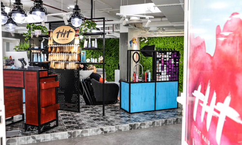 WIN! SERVICES AT THT – THAT HAIR THOUGH, WORTH AED 500