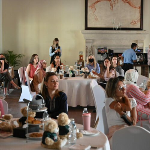 RGS Dubai Exclusive Coffee Morning