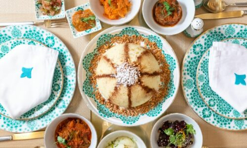 Authentic Moroccan Iftar at Bab Al Mansour