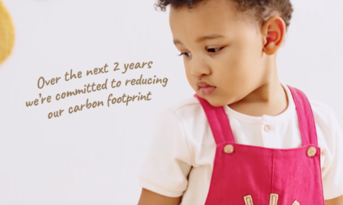 Love Earth, Babyshop's new eco-friendly brand