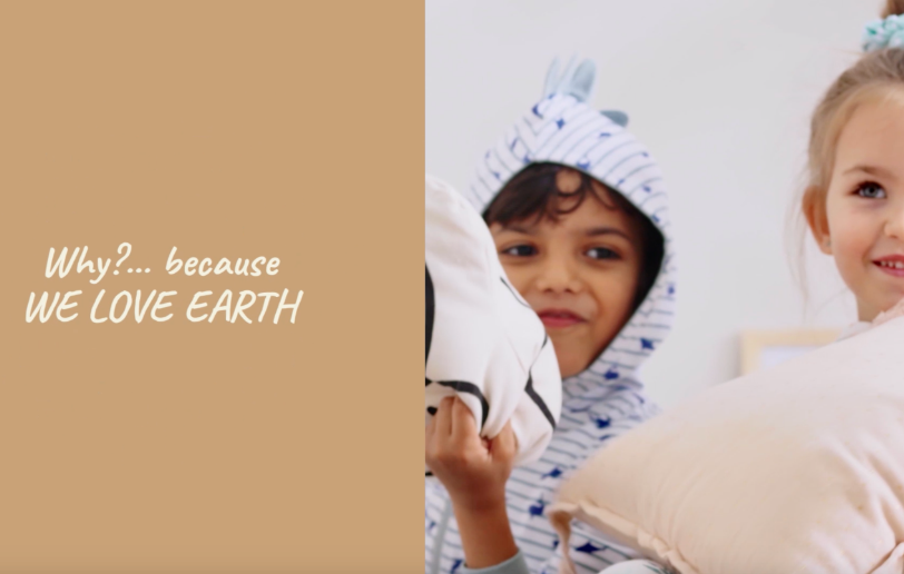 New Babyshop Love Earth Range