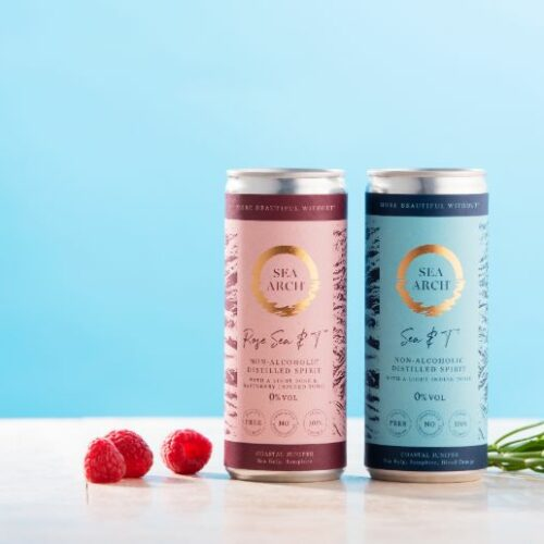 Alcohol-free drinks launched for the summer