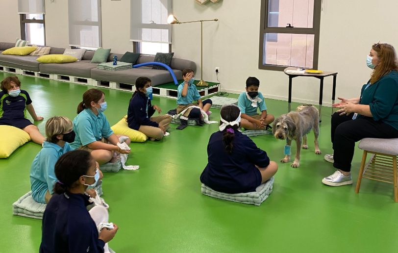 Student wellbeing at Fairgreen International School