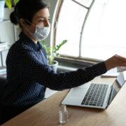 Sanitizing office equipment & boosting productivity