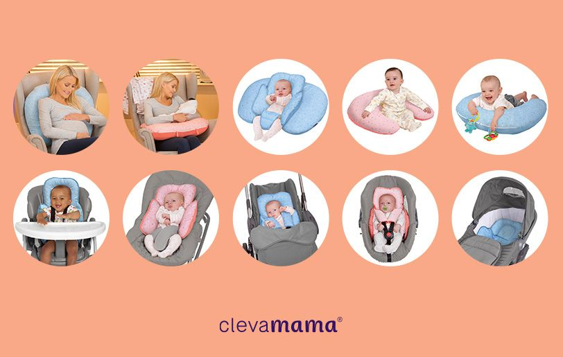 ClevaMama Clevacushion