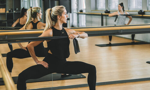 WIN! A FIVE-CLASS PACK AT THE NEWLY LAUNCHED BARRE EFFECT, WORTH AED 500