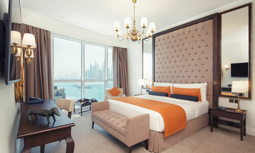 WIN! A ONE-NIGHT STAYCATION FOR TWO AT DUKES THE PALM, WORTH OVER AED 800