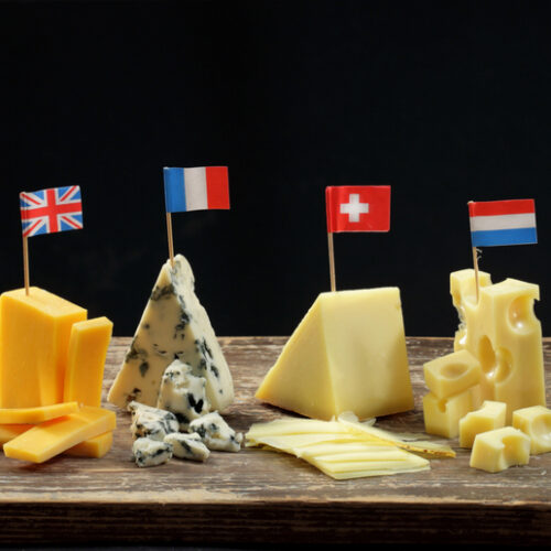 Discover the health & taste benefits of cheese!