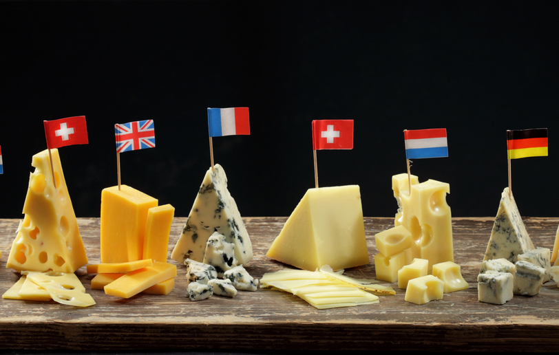 World Cheese Day 4th June