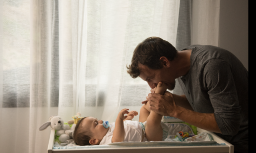 Happy Fathers' Day: Celebrating dads on their parenthood journey!