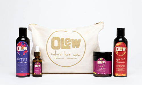 WIN! GIFT SETS FROM OLEW, WORTH OVER AED 800