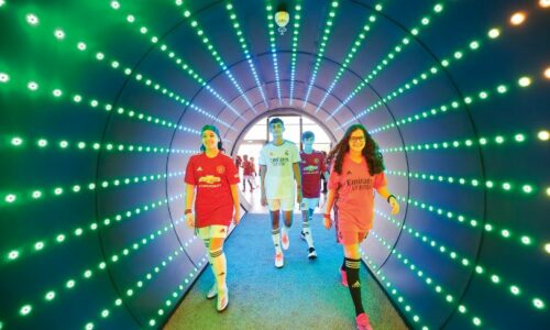 Euro football fever in the family? Footlab Dubai is the cure!