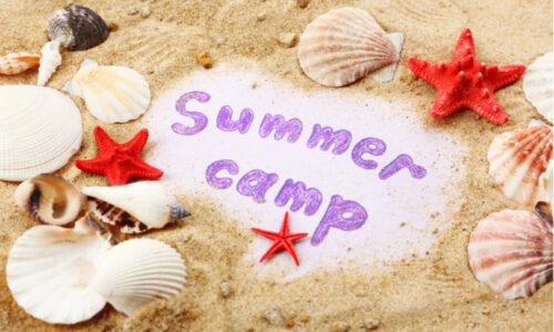 Odyssey Nursery's underwater themed summer camp!