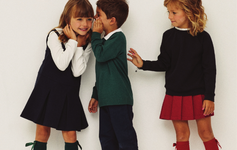 the Zippy back-to-school collection
