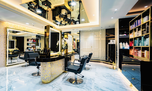 WIN! A VOUCHER WORTH AED 400 TO SPEND AT THE LUXURIOUS LALOGE HAIR & BEAUTY LOUNGE
