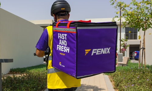 WIN! ONE OF 3 GROCERY E-VOUCHERS WORTH AED 500 EACH FROM 'FENIX F10' (for Reem Island Abu Dhabi delivery only!)
